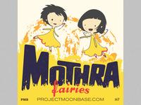 Mothra Fairies, Female Duos from Around the World.