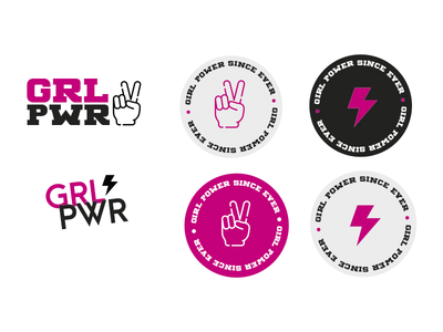 Sticker design prints graphicdesign girls women stickers