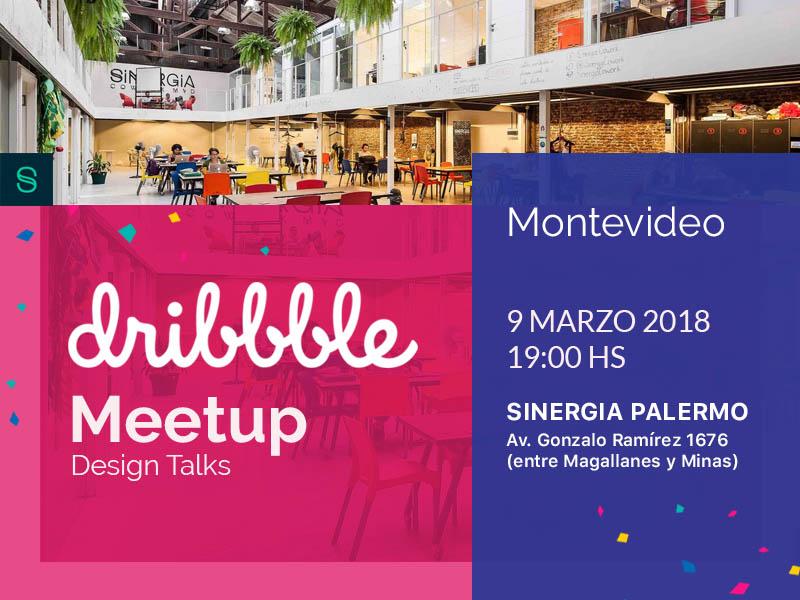 Montevideo Dribbble Meetup talks design uruguay montevideo meetup
