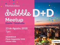 Dribbble Meetup Montevideo D+D