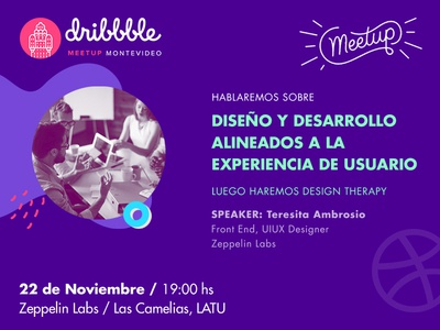 Montevideo Dribbble Meetup