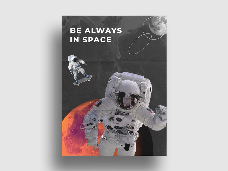 Be always in space