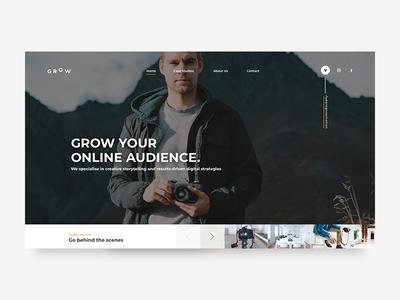 Grow Motion Films — Desktop