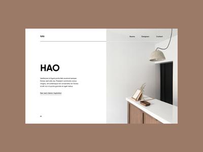 HAO concept (No. 000)