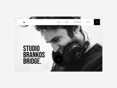 Music Studio Concept (No. 013)