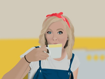 Coffee Shop Illustrations