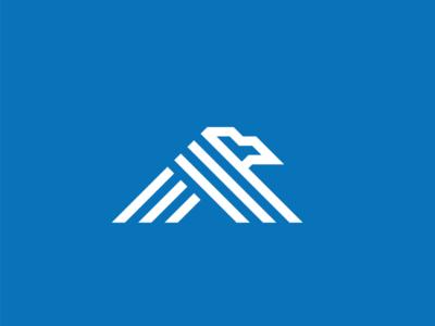 Agle (A + Eagle) Logo Concept