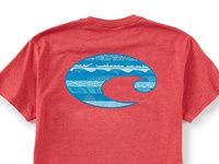 Costa Capitana Logo Design T-shirt
