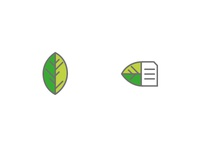Vector Icon Study