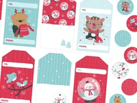 Wedgienet 2013 holiday gift tags - FINAL