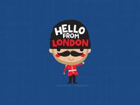 London calling - WIP