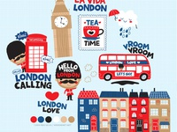 London calling - WIP 3