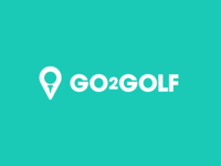 Golf course search logo