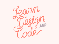 Learn design & code lettering