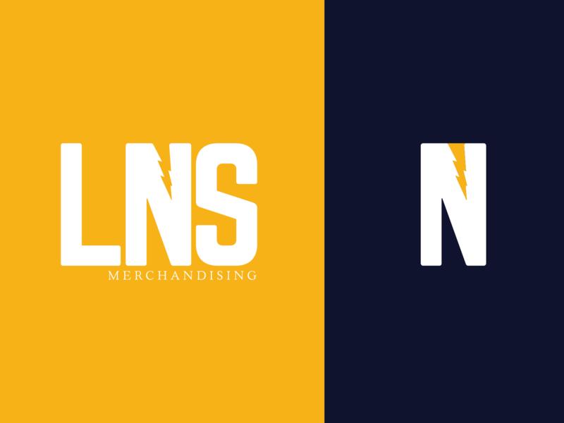 L.N.S branding design icon branding concept logodesign logo branding and identity
