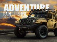 Jeep Landing Page