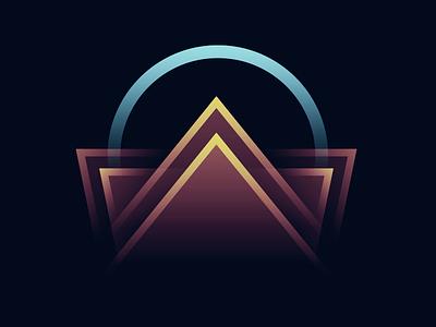 Halo 5 Player Emblem simple minimal logo emblem shape geometry triangle halo