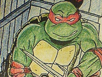 Raphael of the Turtles