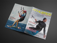 Athletico Magazine Cover