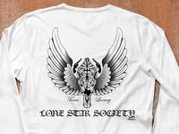 Lone Star Society Clothing Co. T-Shirt Design