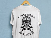 Lone Star Society Clothing Co. T-Shirt Design II
