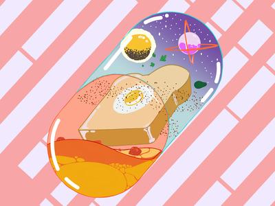 Toast Single