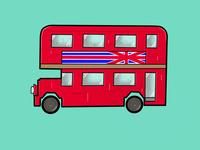 Mini Lego London Bus (40220)