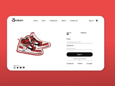 Snakers Website