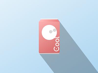 Soda Can illustration