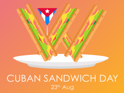 Happy Cuban Sandwich Day!