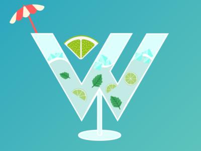 Happy Rum Day! celebration creative illustration design branding