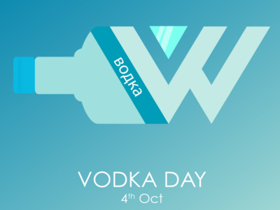 Happy Vodka Day!