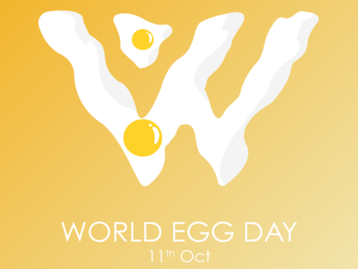 Happy World Egg day!