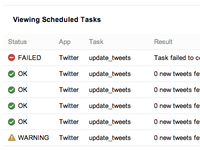 Scheduled Tasks
