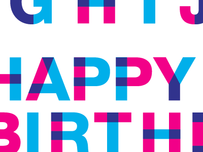 overlays typography