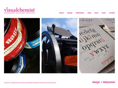 website splash page website layout