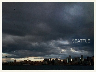 a storm is brewing seattle rebound city state clouds storm