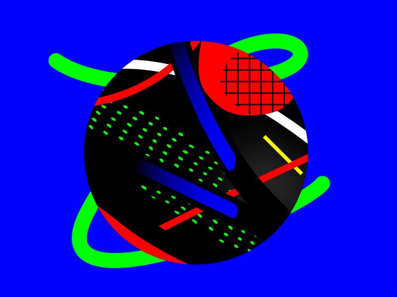 22/365 illustrator illustration abstract