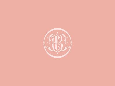 Beauty Icon Logo brand chic rose spray hair luxury logo design design logo beauty