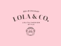 Lola & Co. kawaii girl luxury top dress loco japan japanese style fashion lolita