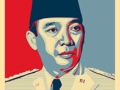 Hope the Style of President Ir.Soekarno