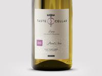 Taste Cellar Wine Label