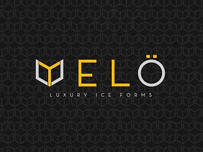 YELÖ Logo yellow cube sphere ice luxury miami premium y brand
