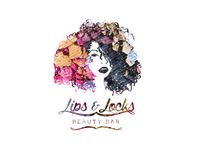 Lips & Locks Beauty Bar Logo
