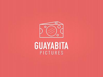 Guayabita Pictures Logo mouse miami camera photography cheese logo cuban kids babies