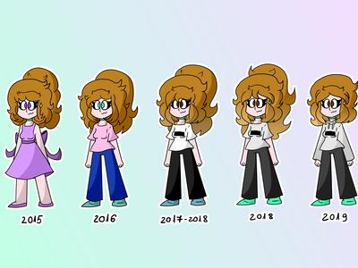 julya prycern evolution