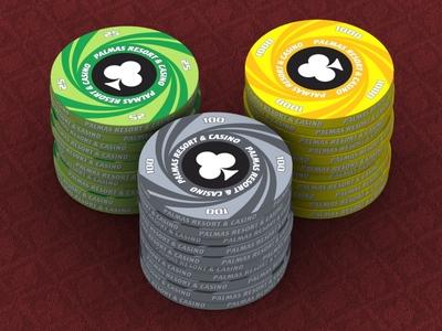Palmas Casino chips
