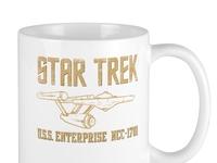 Star Trek Design for Printables