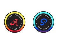 Rocket Project Mission Patches