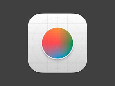 macOS Big Sur Icon Template app icon big sur app grid template apple mac macos icon